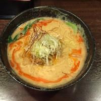 九段味噌2015担々麺
