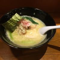 鶏白湯ラーメン(塩)