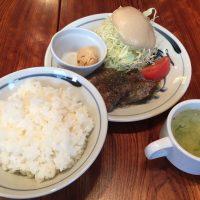 ランチステーキ ランチステーキ・ライス・スープ・サラダ