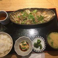 牛ホルモン味噌炒め定食 ※ご飯・小鉢・お新香・味噌汁付き